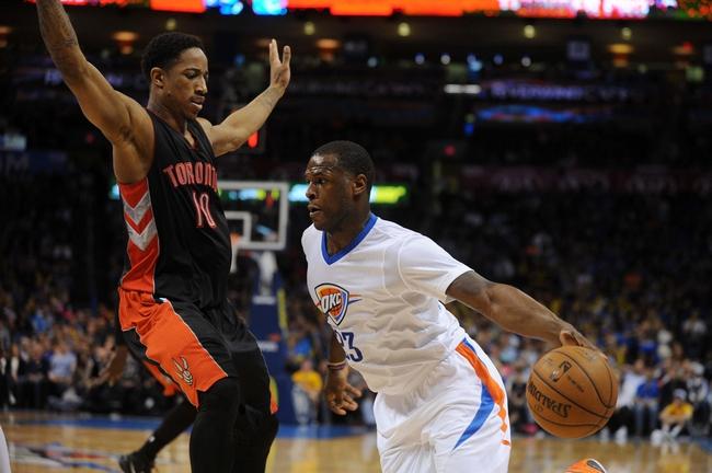 Oklahoma City Thunder vs. Toronto Raptors - 11/4/15 NBA Pick, Odds, and Prediction
