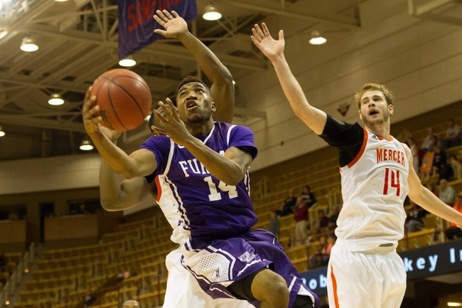 Furman vs. Mercer - 2/13/16 College Basketball Pick, Odds, and Prediction