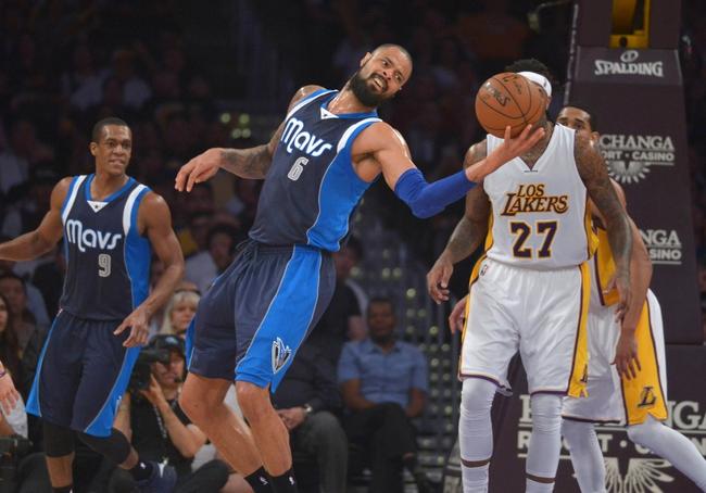Mavericks at Lakers - 4/12/15 NBA Pick, Odds, and Prediction