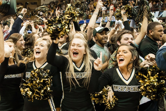 Furman vs. Wofford - 1/23/16 College Basketball Pick, Odds, and Prediction
