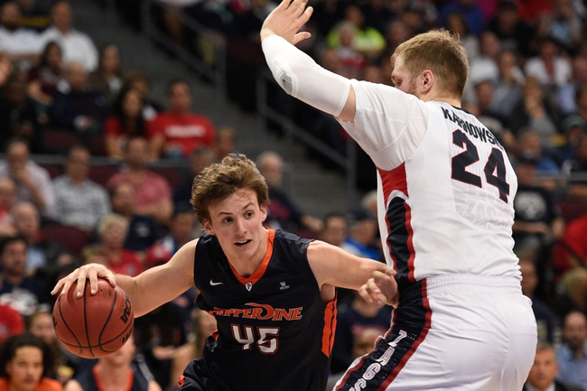 Seattle Redhawks vs. Pepperdine Waves CBI Tournament - 3/18/15 College Basketball Pick, Odds, and Prediction