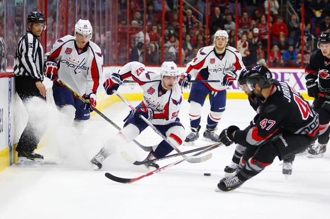 Capitals vs. Hurricanes - 3/31/15 NHL Pick, Odds, and Prediction