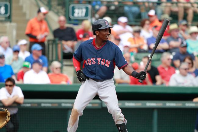 Boston Red Sox vs. Baltimore Orioles - 4/17/15 MLB Pick, Odds, and Prediction