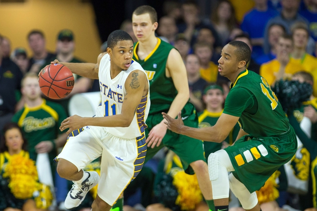 South Dakota State vs. South Dakota - 2/13/16 College Basketball Pick, Odds, and Prediction