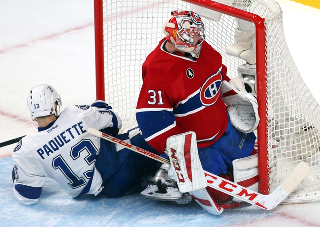 Tampa Bay Lightning vs. Montreal Canadiens - 3/16/15 NHL Pick, Odds, and Prediction