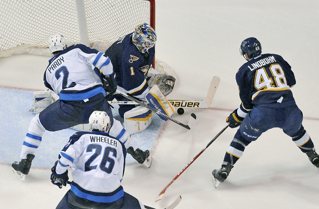 Winnipeg Jets vs. St. Louis Blues - 3/19/15 NHL Pick, Odds, and Prediction