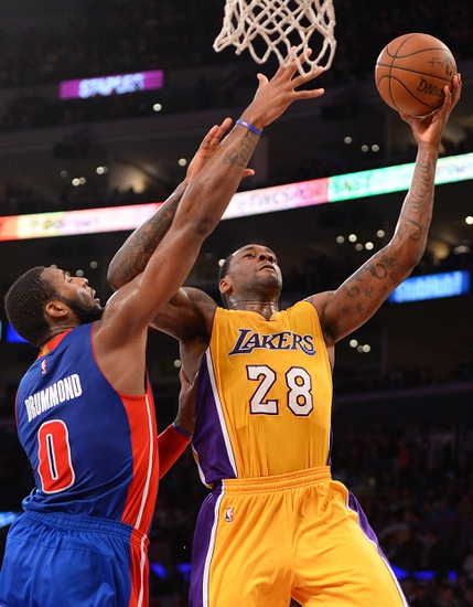Los Angeles Lakers vs. Detroit Pistons - 11/15/15 NBA Pick, Odds, and Prediction