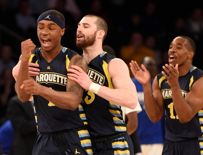 Marquette vs. Belmont - 11/13/15 College Basketball Pick, Odds, and Prediction