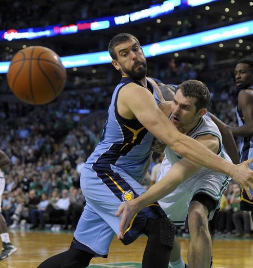 Memphis Grizzlies vs. Boston Celtics - 1/10/16 NBA Pick, Odds, and Prediction