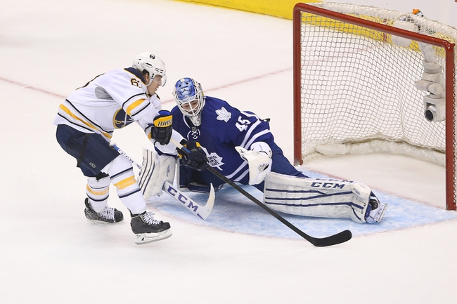 Buffalo Sabres vs. Toronto Maple Leafs - 4/1/15 NHL Pick, Odds, and Prediction