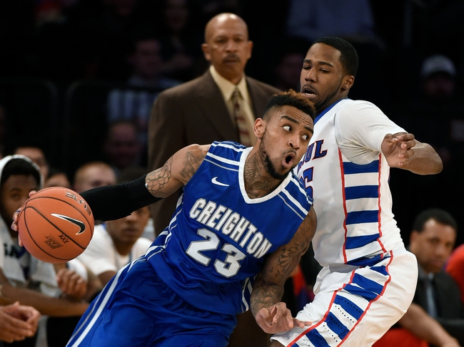 Creighton Bluejays vs. Texas-San Antonio Roadrunners - 11/17/15 College Basketball Pick, Odds, and Prediction
