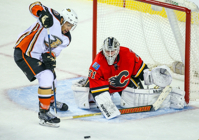 Calgary Flames at Anaheim Ducks- 4/30/15 NHL Pick, Odds, and Prediction