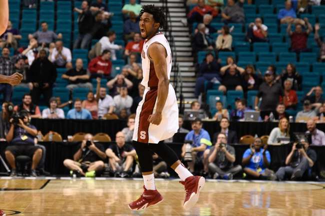 Stanford vs. Old Dominion - 3/31/15 NIT College Basketball Pick, Odds, and Prediction