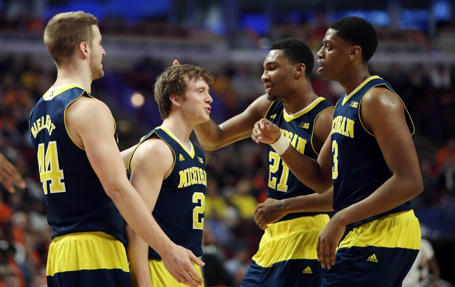 Wisconsin vs. Michigan - 3/13/15 Big Ten Tournament Pick, Odds, and Prediction