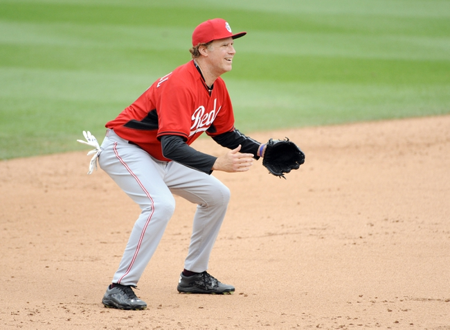 Arizona Diamondbacks vs. Cincinnati Reds - 8/7/15 MLB Pick, Odds, and Prediction