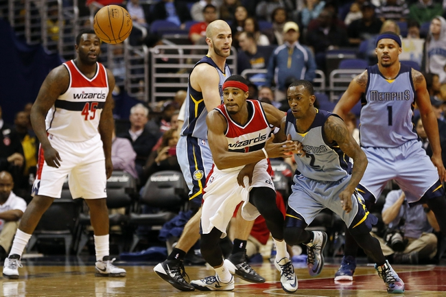 Grizzlies vs. Wizards - 4/4/15 NBA Pick, Odds, and Prediction