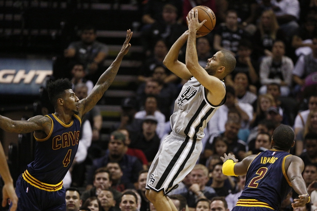 San Antonio Spurs vs. Cleveland Cavaliers - 1/14/16 NBA Pick, Odds, and Prediction