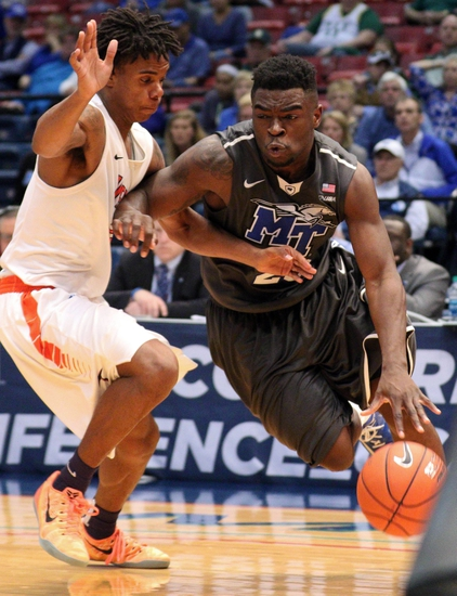 Middle Tennessee vs. UTEP - 1/7/16 College Basketball Pick, Odds, and Prediction