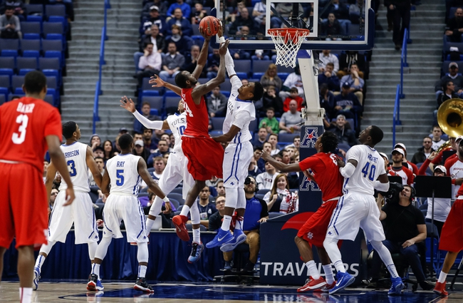 Houston vs. Murray State - 12/2/15 College Basketball Pick, Odds, and Prediction