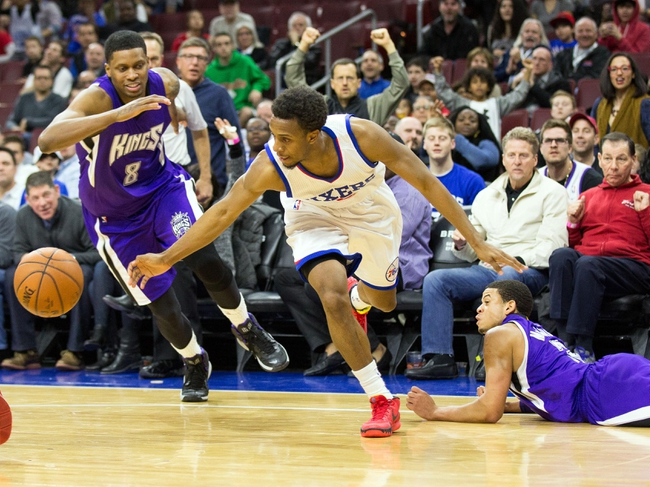 Sacramento Kings vs. Philadelphia 76ers - 3/24/15 NBA Pick, Odds, and Prediction