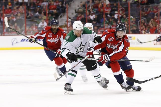 Washington Capitals vs. Dallas Stars - 11/19/15 NHL Pick, Odds, and Prediction