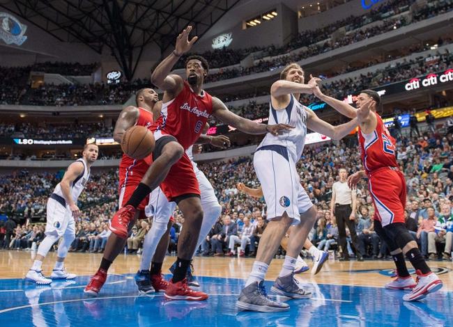 Mavericks at Clippers - 10/29/15 NBA Pick, Odds, and Prediction