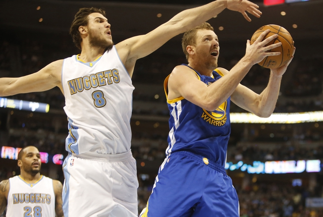 Nuggets at Warriors - 4/15/15 NBA Pick, Odds, and Prediction