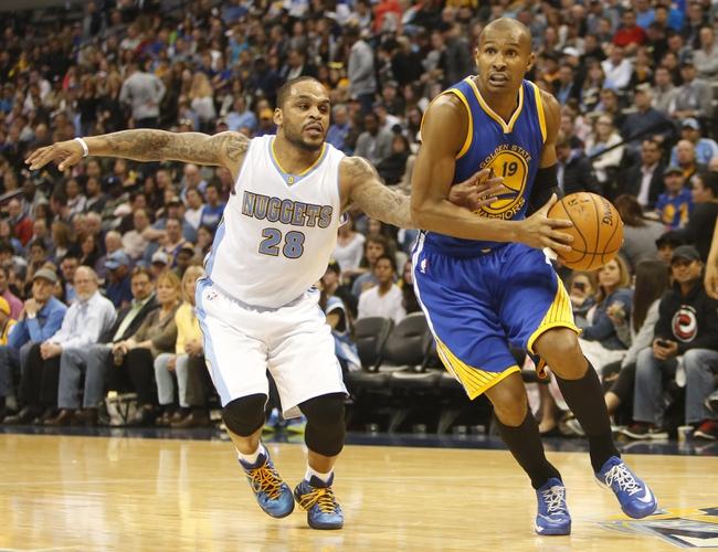 Golden State Warriors vs. Denver Nuggets - 4/15/15 NBA Pick, Odds, and Prediction