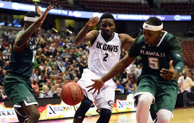 UC Davis Aggies vs. Idaho Vandals - 12/22/15 College Basketball Pick, Odds, and Prediction
