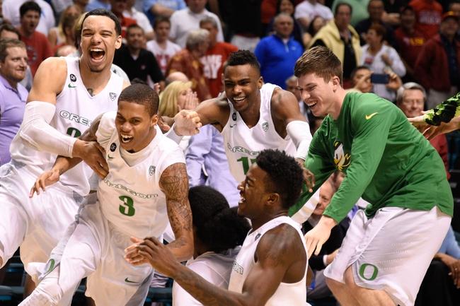 Oregon vs.Oklahoma State NCAA Tournament - 3/20/15 College Basketball Pick, Odds, and Prediction
