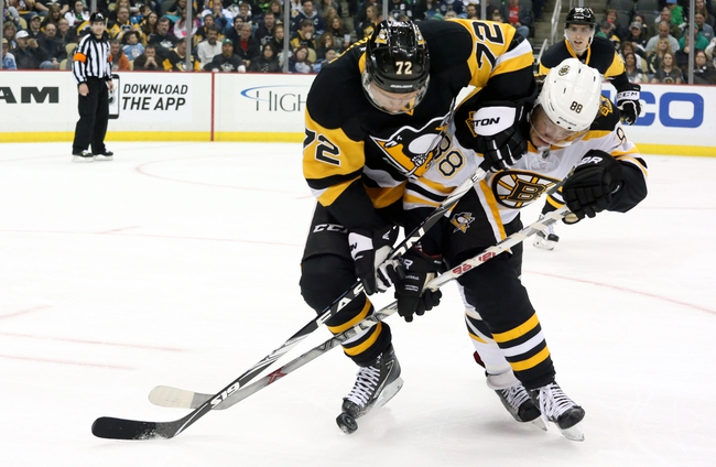Boston Bruins vs. Pittsburgh Penguins - 12/16/15 NHL Pick, Odds, and Prediction