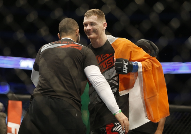 Dustin Poirier vs. Joseph Duffy UFC Pick, Preview, Odds, Prediction - 10/24/15