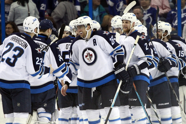 Winnipeg Jets vs. Tampa Bay Lightning - 10/23/15 NHL Pick, Odds, and Prediction