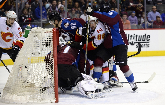 Calgary Flames vs. Colorado Avalanche - 3/23/15 NHL Pick, Odds, and Prediction