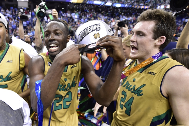 Notre Dame vs. Northeastern NCAA Tournament - 3/19/15 College Basketball Pick, Odds, and Prediction