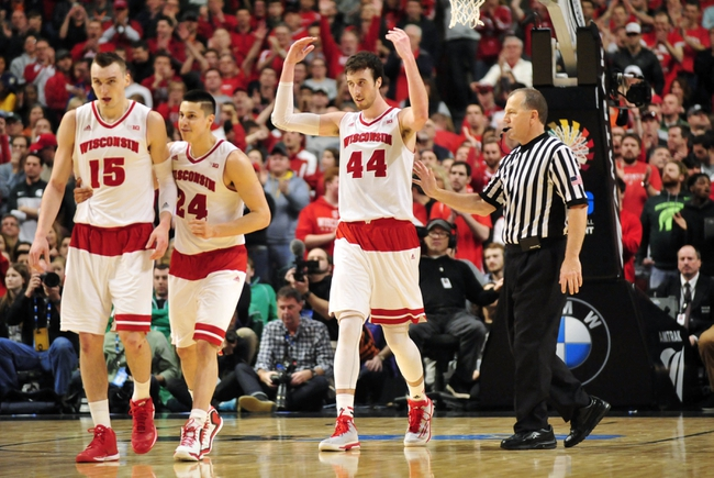 Coastal Carolina vs. Wisconsin - 3/20/15 NCAA Tournament Pick, Odds, and Prediction