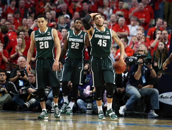 Georgia vs. Michigan State - 3/20/15 NCAA Tournament Pick, Odds, and Prediction
