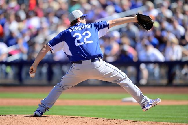 Fantasy Baseball Draft 2015: Top 10 Starting Pitchers (SP)