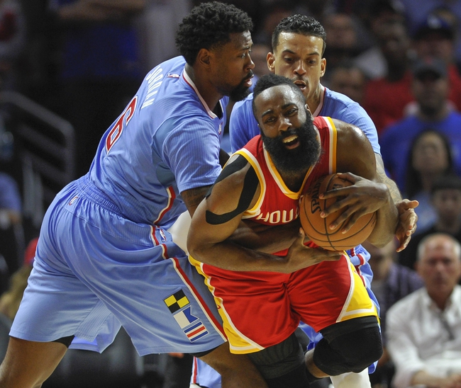 Houston Rockets vs. Los Angeles Clippers - 5/6/15 NBA Pick, Odds, and Prediction