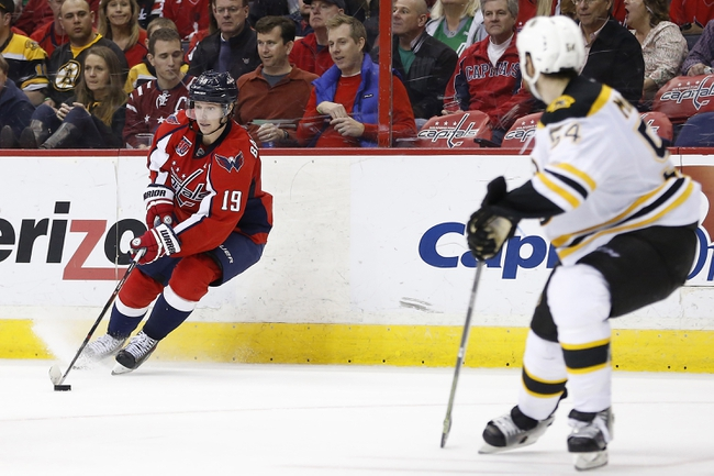 Washington Capitals vs. Boston Bruins - 4/8/15 NHL Pick, Odds, and Prediction
