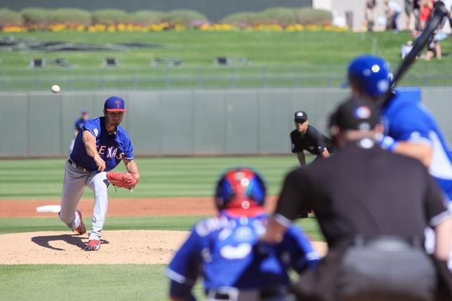 Rangers vs. Royals - 5/11/15 MLB Pick, Odds, and Prediction