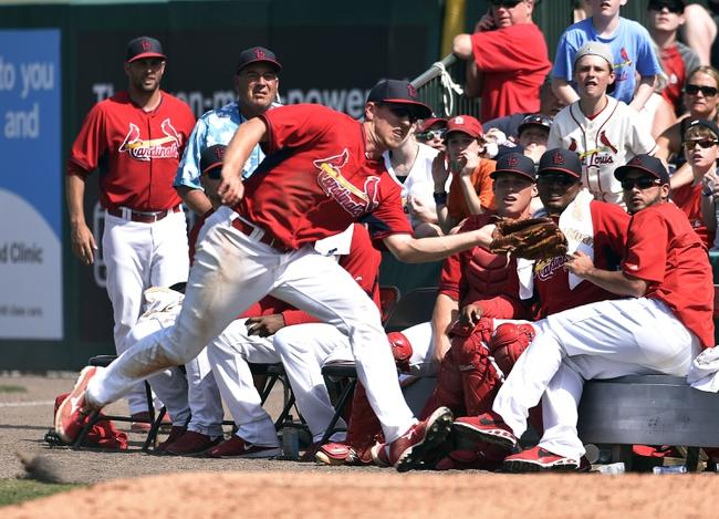 Cardinals vs. Tigers - 5/16/15 MLB Pick, Odds, and Prediction