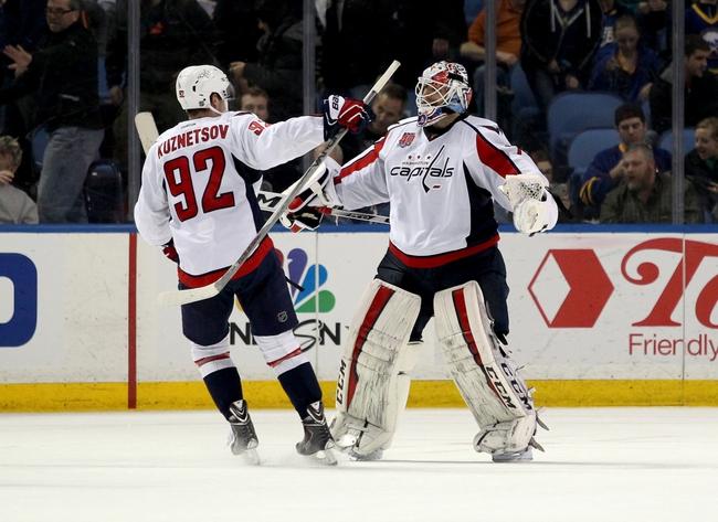 Buffalo Sabres vs. Washington Capitals - 12/28/15 NHL Pick, Odds, and Prediction