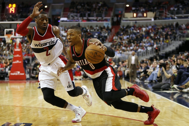 Trail Blazers at Wizards - 1/18/16 NBA Pick, Odds, and Prediction