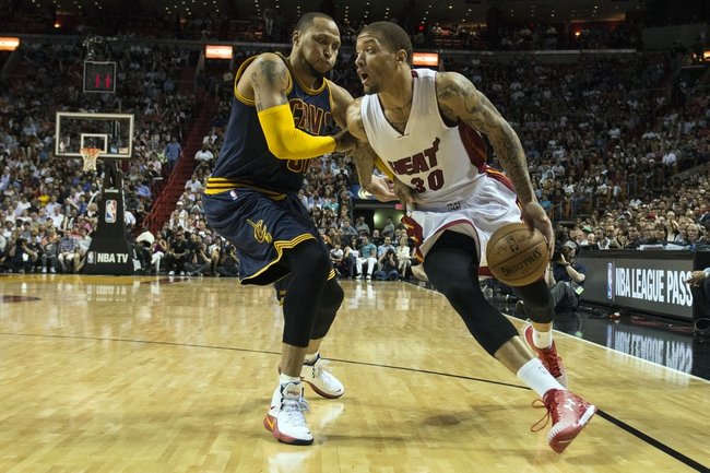 Cleveland Cavaliers vs. Miami Heat - 4/2/15 NBA Pick, Odds, and Prediction