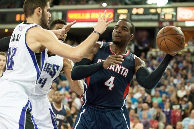 Atlanta Hawks vs. Sacramento Kings - 11/18/15 NBA Pick, Odds, and Prediction