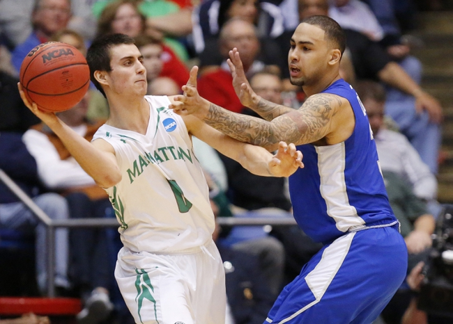 Saint Mary's vs. Manhattan - 11/16/15 College Basketball Pick, Odds, and Prediction