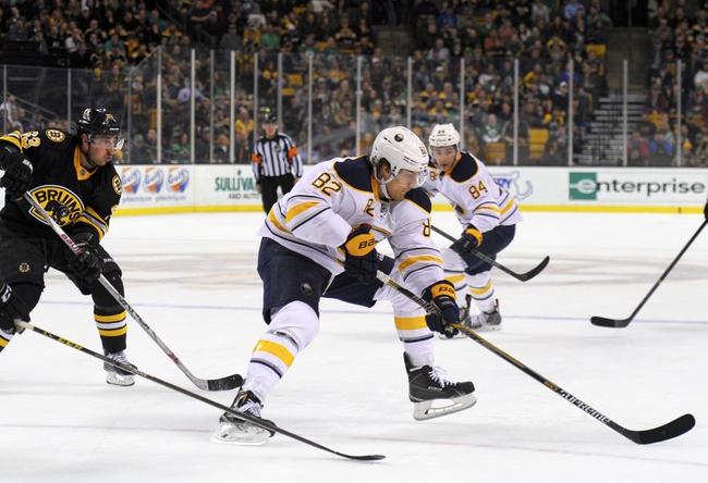 Sabres vs. Bruins - 1/15/16 NHL Pick, Odds, and Prediction