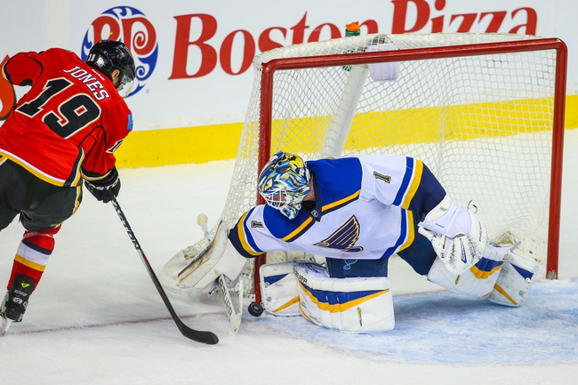 St. Louis Blues vs. Calgary Flames - 4/2/15 NHL Pick, Odds, and Prediction