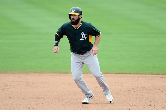 Oakland Athletics vs. Seattle Mariners - 4/10/15 MLB Pick, Odds, and Prediction